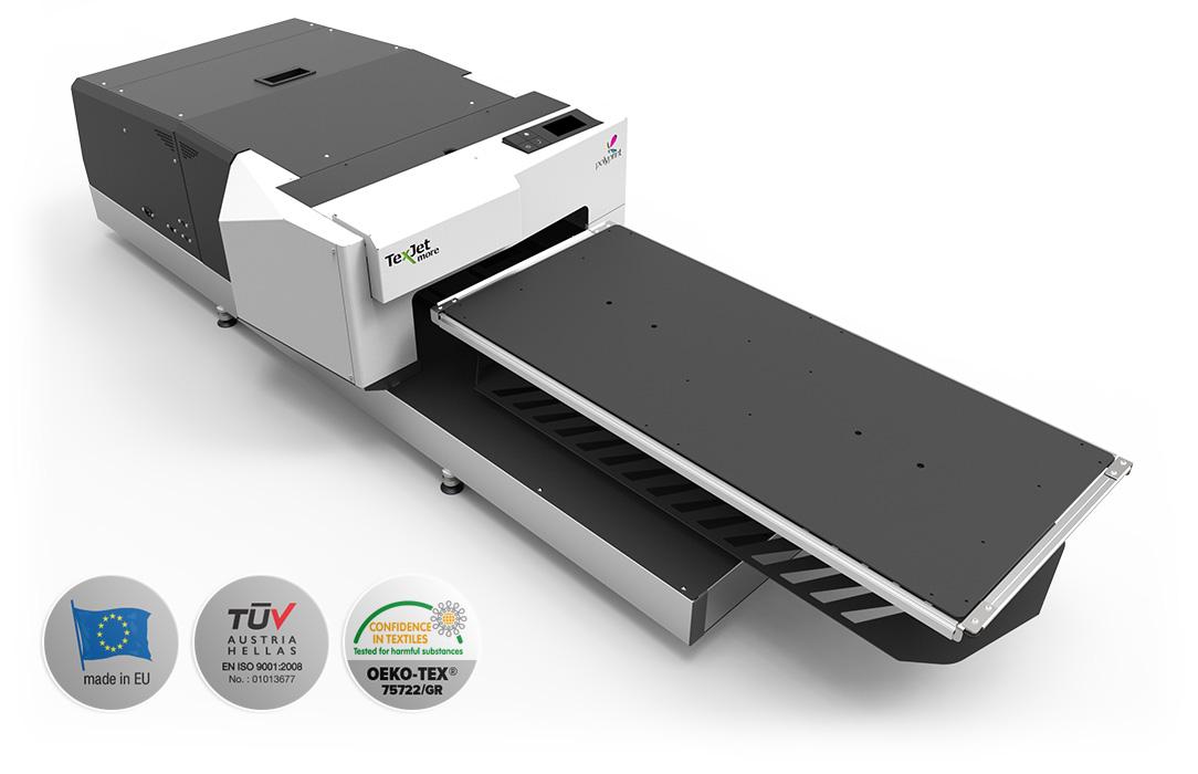 Polyprint TexJet® more ООО Mediaprint Официальный представитель Polyprint в Украине 1