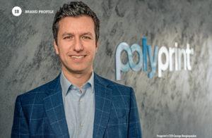 Интервью Джорджа Бенглопулоса, директора Polyprint