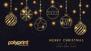 Счастливого Рождества! ООО Mediaprint Официальный представитель Polyprint в Украине 1
